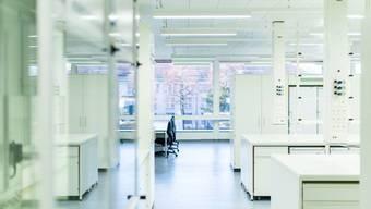 Labors des Departements Biomedizin. (Archiv)