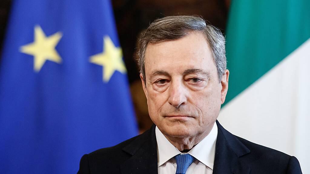 Italiens Regierung beschliesst mehr Corona-Wiederaufbaumassnahmen