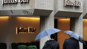 Wegen FIFA-Skandal: Bank Julius Bär entlässt Kundenberater. (Archiv)