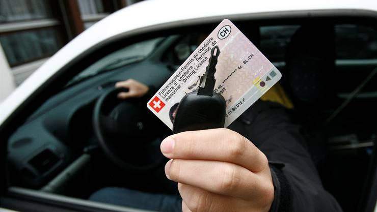 Pro Tag mussten im Schnitt sieben Personen ihren Ausweis abgeben.