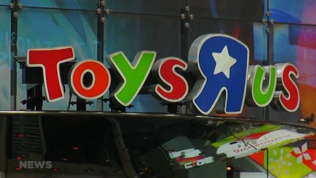 Spielzeugläden unter Druck?