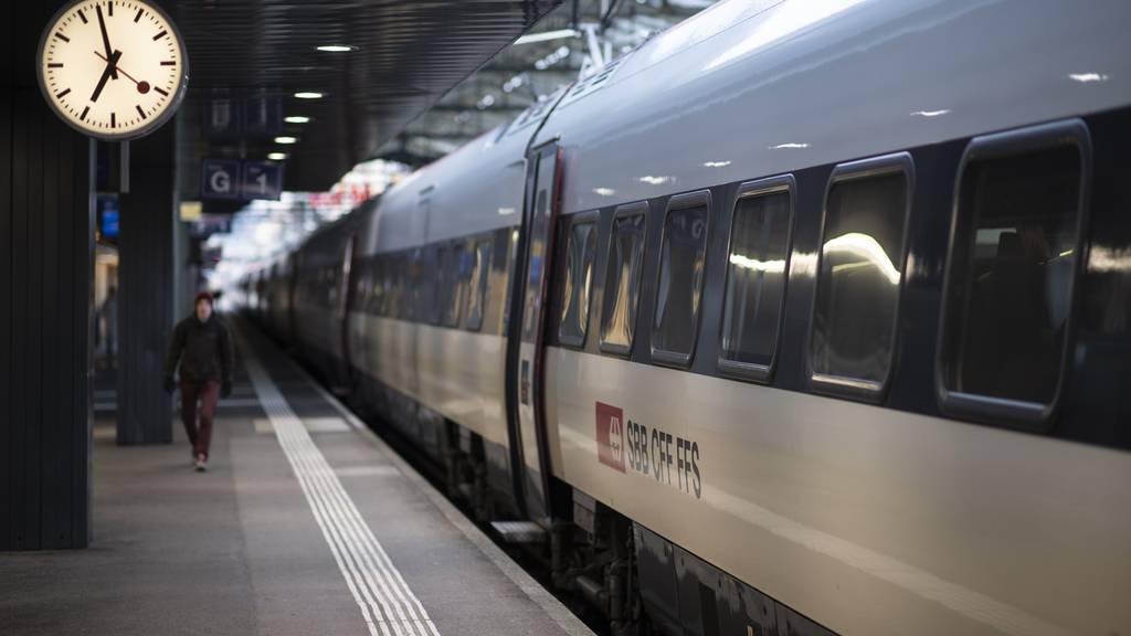 Züge sollen weiterhin stündlich nach Romanshorn fahren