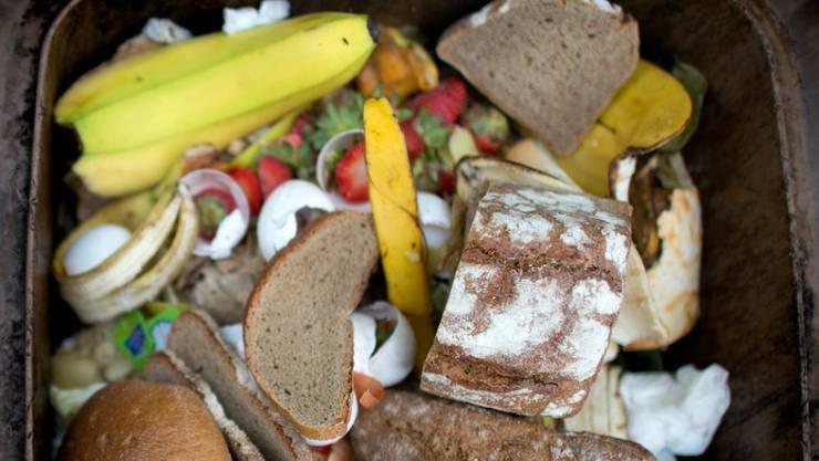 Der Kanton sucht Unternehmen, die an einem Aktionsprogramm gegen Food Waste teilnehmen.