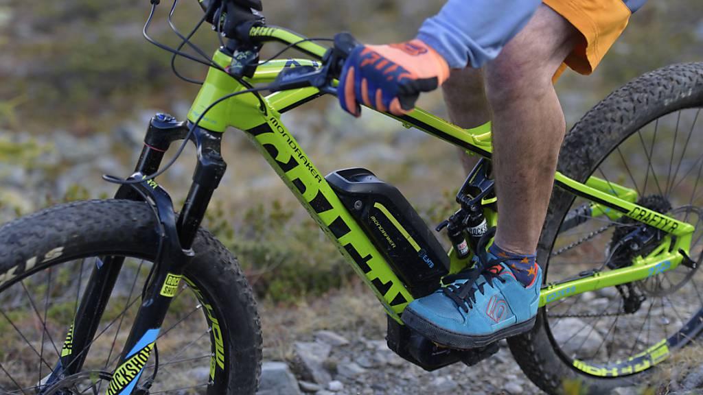 Wolfenschiessen gegen Mountainbike-Destination mit Engelberg