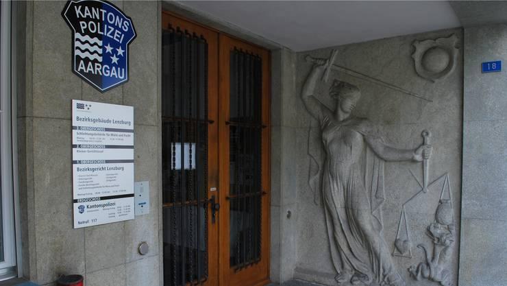 Bezirksgericht in Lenzburg