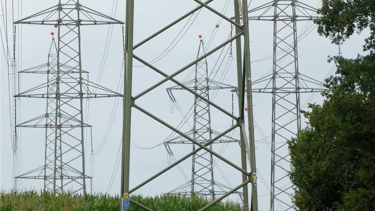 Die Strompreise im Aargau werden nächstes Jahr leicht sinken. (Symbolbild)