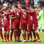 Bayern München bleibt auf Meisterkurs