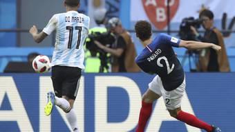 Dieses Tor von Benjamin Pavard wird zum schönsten WM-Treffer erkoren