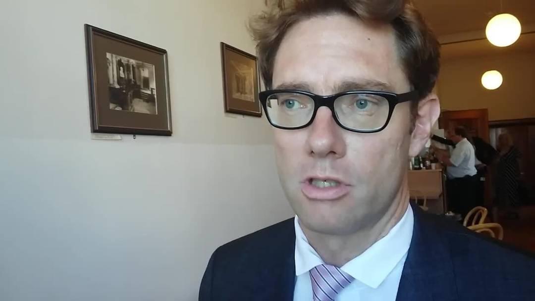 Videointerview mit Lars Mülli, Direktor der Gebäudeversicherung Kanton Zürich.