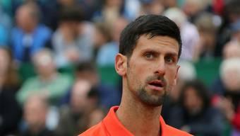 Novak Djokovic sagt in Madrid, er wolle nicht in der Öffentlichkeit über seine Pläne reden.