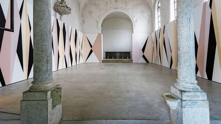 Beeindruckend und omnipräsent: Clare Goodwins Werke im Haus der Kunst.