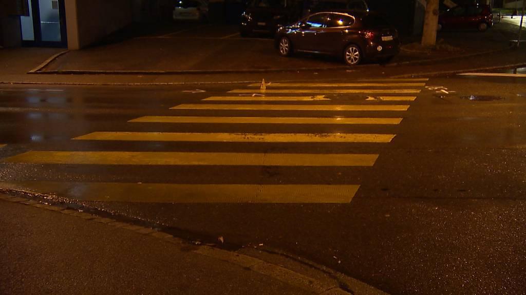 Rorschach (SG): Fussgänger wird angefahren und mehrere Meter weggeschleudert