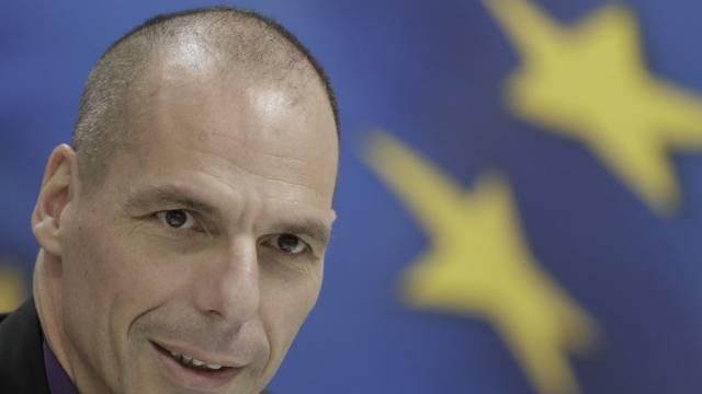 Sein Team will die Reformliste vorstellen: Varoufakis (Archiv)