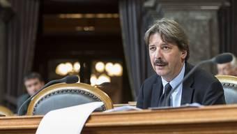 Gewerkschaftsbunds-Präsident Paul Rechsteiner (SP/SG) bekämpft das Frauenrentenalter 65.