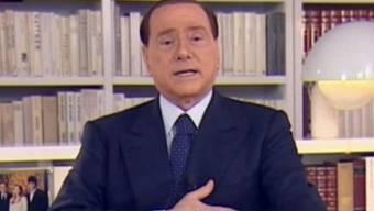 """Berlusconi: """"In Italien ist das Gesetz nicht für alle gleich"""""""