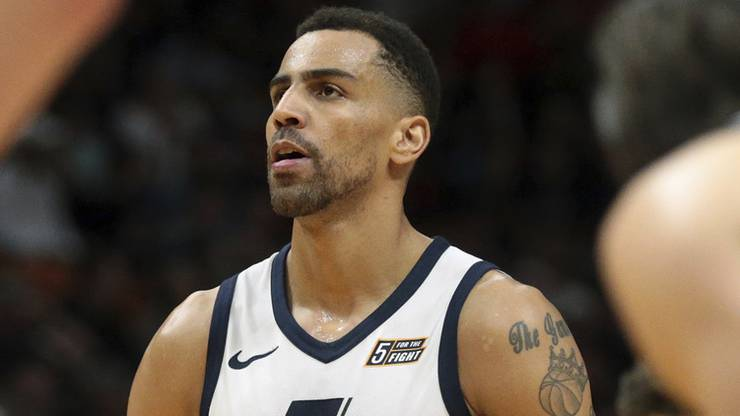 Neu bei den Houston Rockets: Thabo Sefolosha.