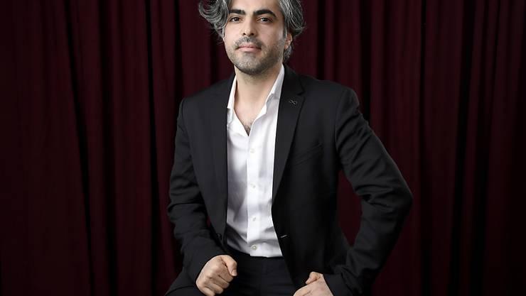 """Mit seinem Film """"Die letzten Männer von Aleppo"""" für einen Oscar nominiert: der syrische Regisseur Feras Fajjad. (Archivbild)"""