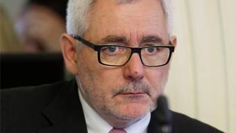 HEV-Präsident Mark Winkler.Bar