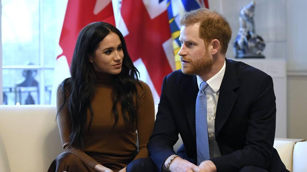 Auf ins neue Leben: Harry und Meghan geben offizielle Aufgaben auf