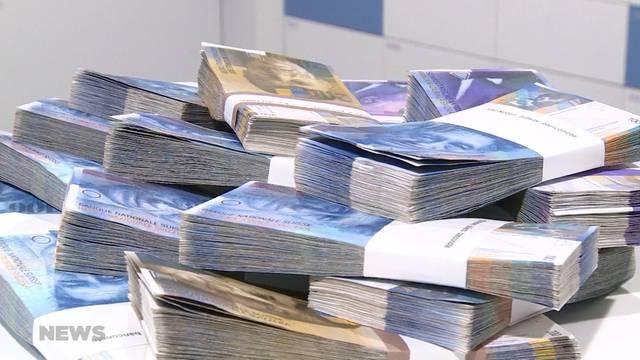 125 Millionen Gewinn im Kanton Bern