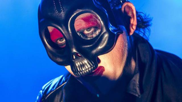 Marilyn Manson hat sie nicht mehr alle, findet Moskau (Archiv)