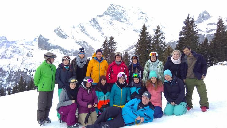 STV Zeihen im Skiweekend!