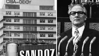 Vorsichtshalber erwähnte Ciba-Geigy die Geschäfte mit dem Honecker-Staat nicht in der Öffentlichkeit.