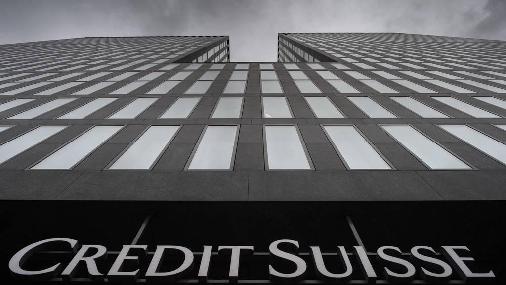 Credit Suisse rechnet mit weniger Arbeitslosen als befürchtet
