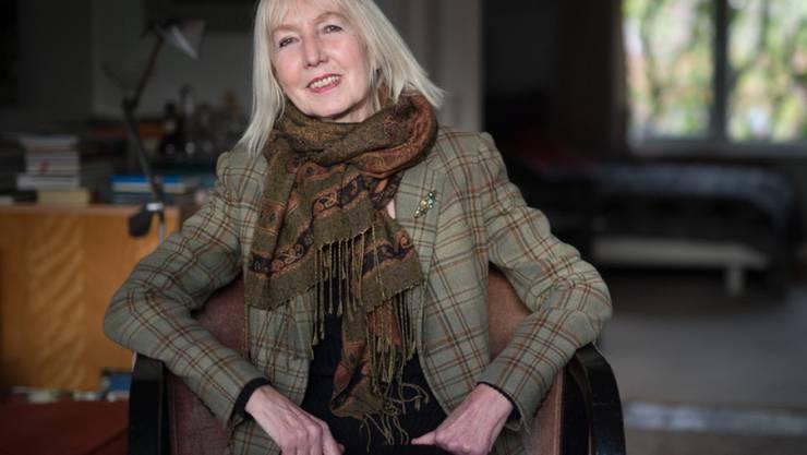 Die Schriftstellerin und Trägerin des Büchnerpreises Brigitte Kronauer ist nach schwerer Krankheit am Montagvormittag gestorben. (Archivbild)