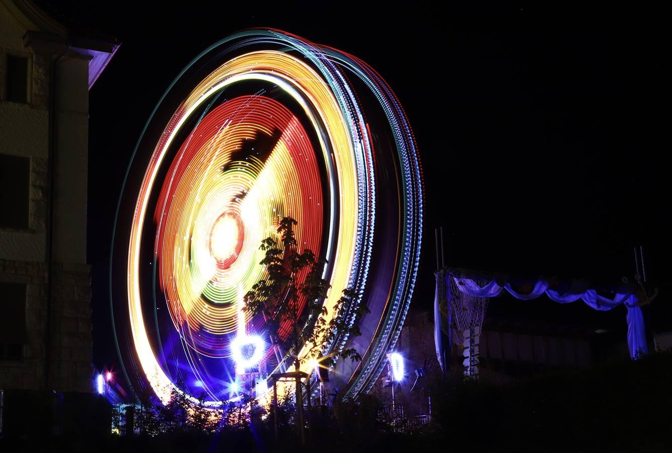 Stadtfest Brugg Lunapark