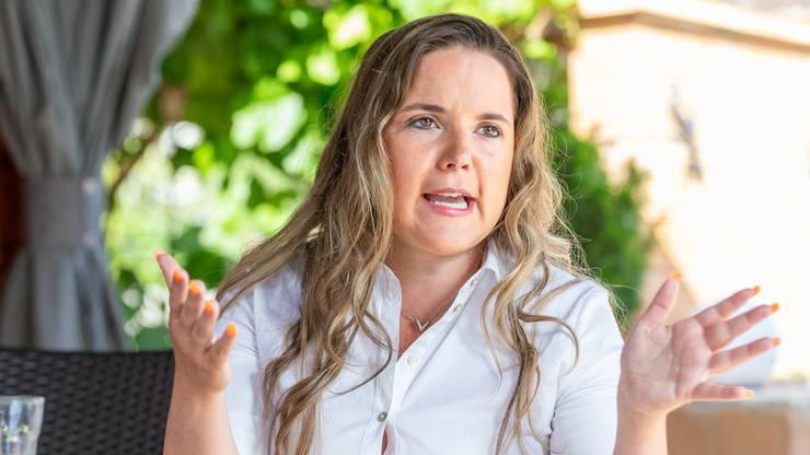 Martina Bircher ärgert sich über die Anspruchshaltung von vielen Sozialhilfeempfängern.