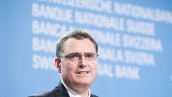 SNB-Präsident Thomas Jordan ist gegen die Einführung von digitalem Zentralbankgeld für Private. (Archiv)