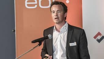 CEO Tobias Andrist. (Archiv)