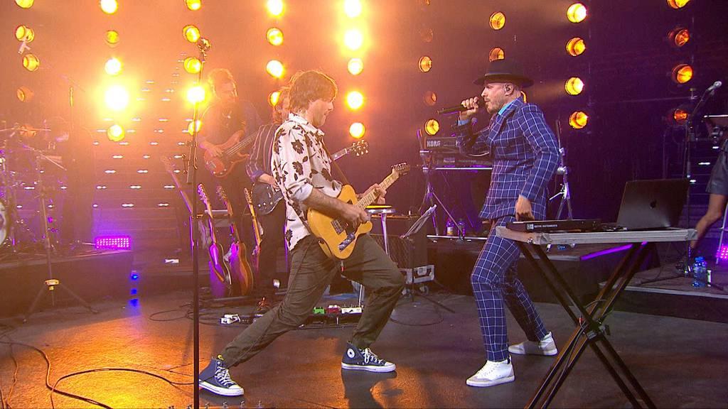 Music is Life - eine geballte Ladung Schweizer Livemusik aus dem Hallenstadion