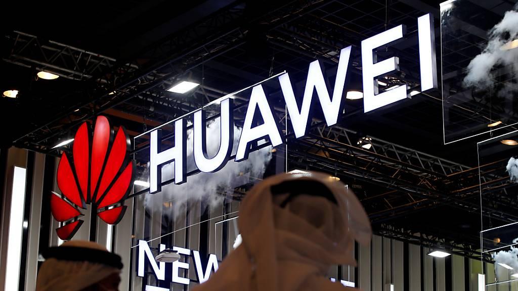 Neue US-Regierung hält an Bann gegen Huawei fest