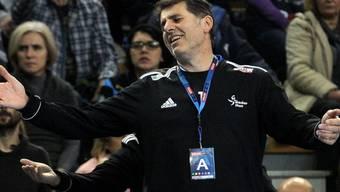 Wieder kein Sieg für Wacker Thuns Coach Martin Rubin