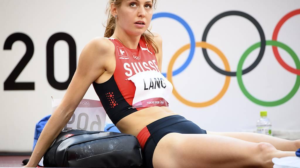 Olympia lief nicht wie gewünscht, nun bricht Salome Lang ihre zuvor sehr erfolgreiche Saison vorzeitig ab