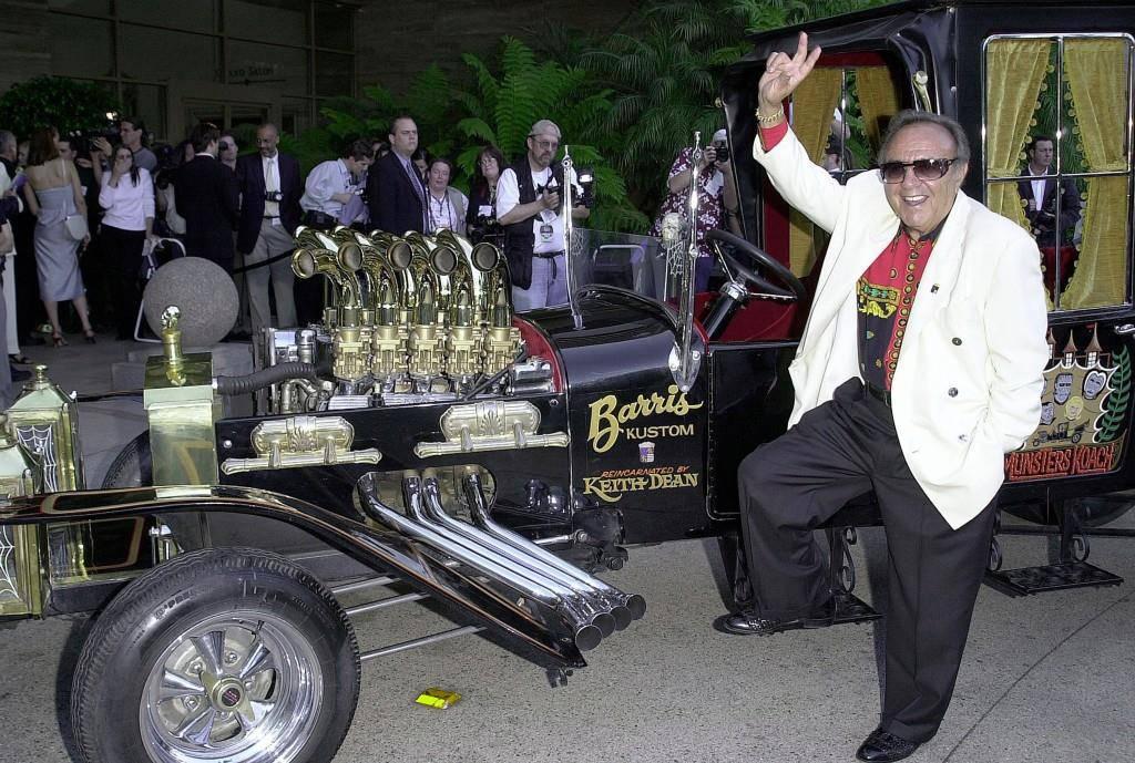 Die Autos von George Barris