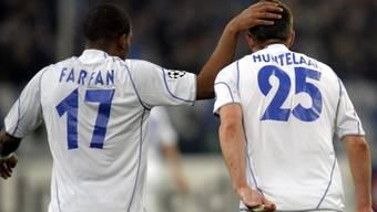 Farfan und Huntelaar schossen Schalke in die Achtelfinals der Champions League