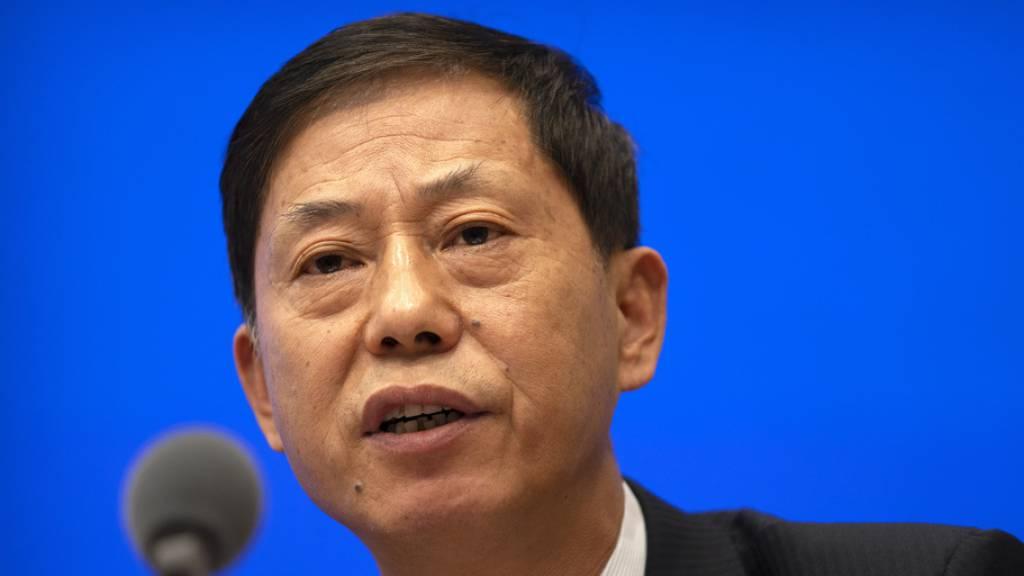 China lehnt Überprüfung der «Laborleck-Theorie» zum Coronavirus ab