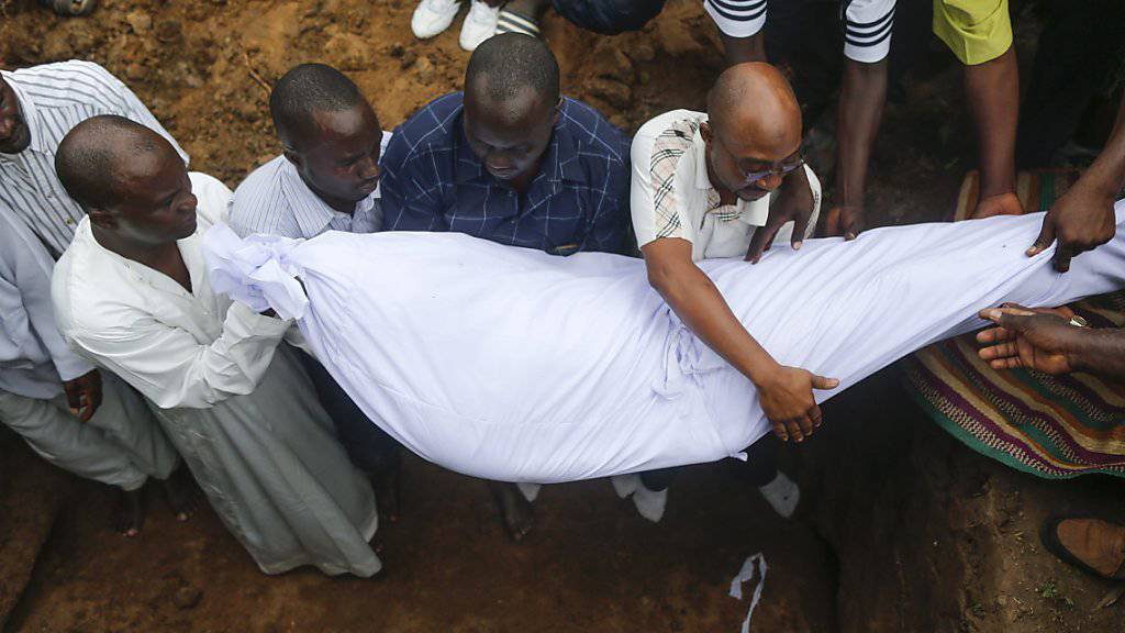 Schlimmer als Ebola im Kongo: In Burundi sind laut der Weltgesundheitsorganisation (WHO) seit Jahresbeginn bereits mehrere Hundert Menschen an Malaria gestorben. (Symbolbild)