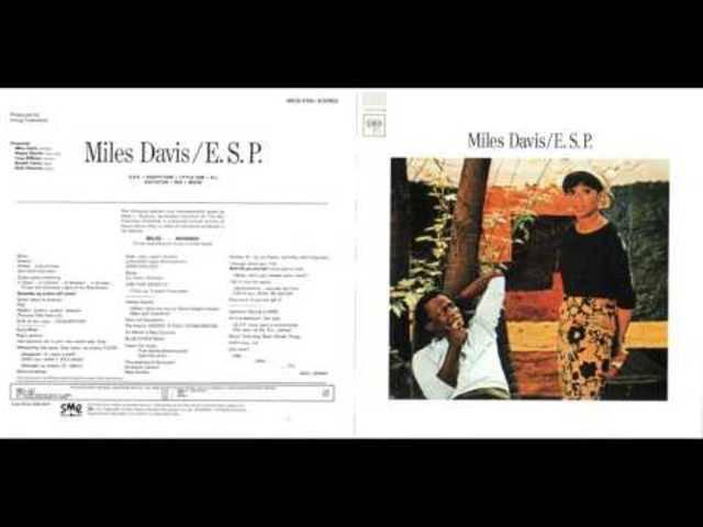 Miles Davis: E.S.P. (1965)