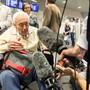 Auch der australische Sterbetourist David Goodall kritisierte den Euro-Airport als nicht behindertenfreundlich. (zvg)