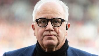 DFB-Präsident Fritz Keller setzt sich für eine Gehaltsobergrenze im deutschen Profi-Fussball ein