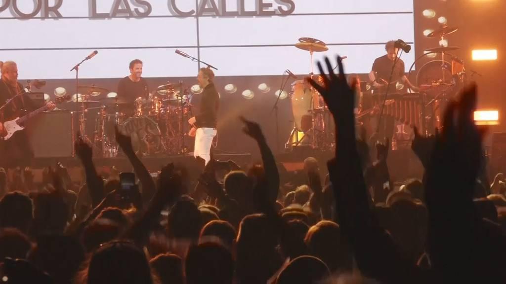 Konzert für Getestete: 5'000 Besucher feiern in Barcelona