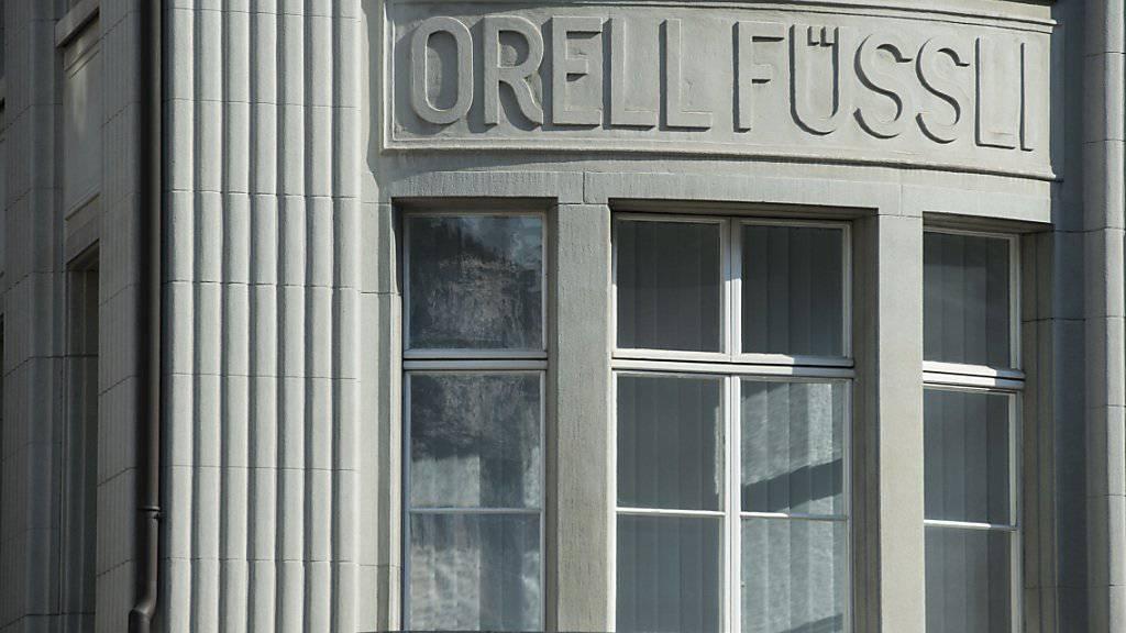 Orell Fuessli wird im Geschäftsjahr 2017 einen tieferen Gewinn ausweisen, weil bei der Anlagenbauerin Atlantic Zeiser die Geschäfte unter den Erwartungen geblieben sind. (Archiv)