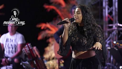 Ta'Shan singt «Black Pearl»