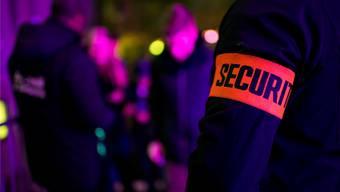 Vorstrafen sind im Aargau kein Hinderungsgrund, um als Security-Mitarbeiter angestellt zu werden. (Symbolbild)