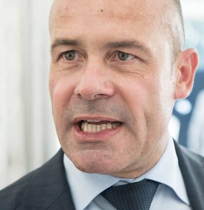 Der frühere Stadler-Manager Markus Sauerbruch.