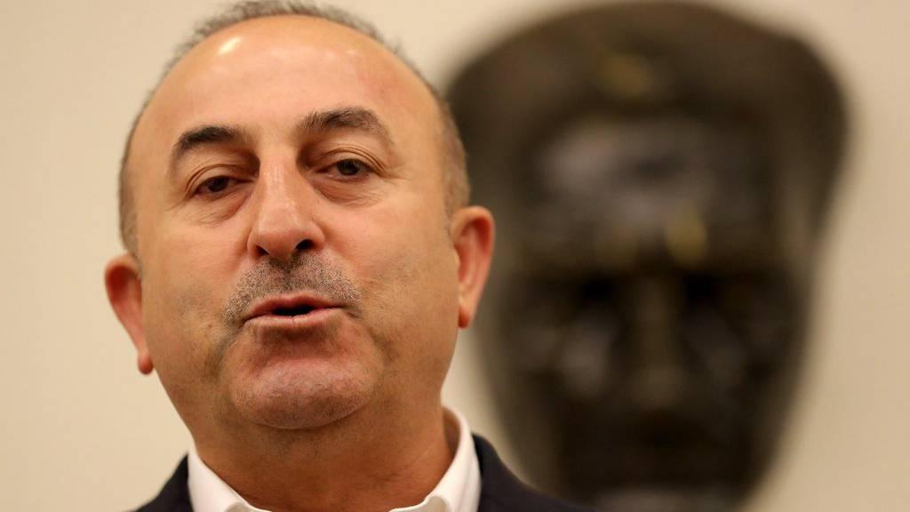 Besuch von türkischem Aussenminister verschoben.